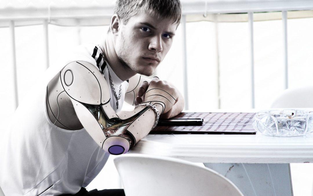 Moi, robot