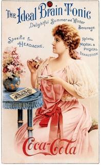 Figure 2 : Publicité apparue dans un calendrier publicitaire, 1898