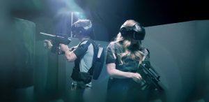 Intégration de la Réalité virtuelle et des Jeux vidéo pour une expérience immersive et sportive