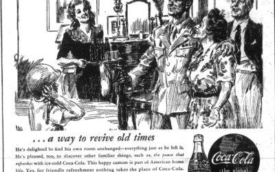Coca-Cola au cœur du foyer : l'autre visage de l'Amérique