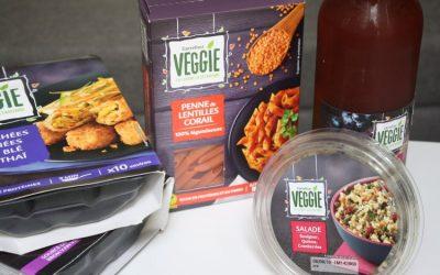 Face à une demande grandissante, les acteurs de l'alimentaire prennent position sur le marché végétarien